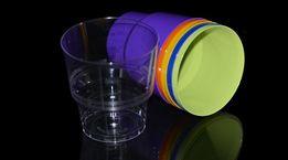 Стакан одноразовый стеклопластик 200 мл. Одноразовая посуда