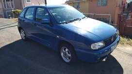 vw polo playa 1.6i 2001 model