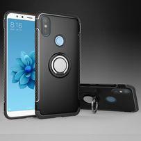 чехол Verus с кольцом Xiaomi Mi A2 lite 8 Max 3 Redmi Note 5 6 PRO