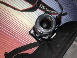 Canon DS126181 camera,3 lenses and a flash. Class B specifications.
