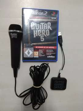 Playstation 3/2 Wired Microphone, 1  PS 2Game