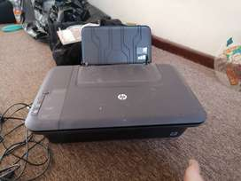 HP Deskjet 2050 Printer , Scanner and Fax with software CD included .