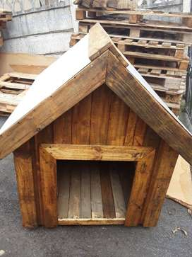 PALLET DOGS KENNEL