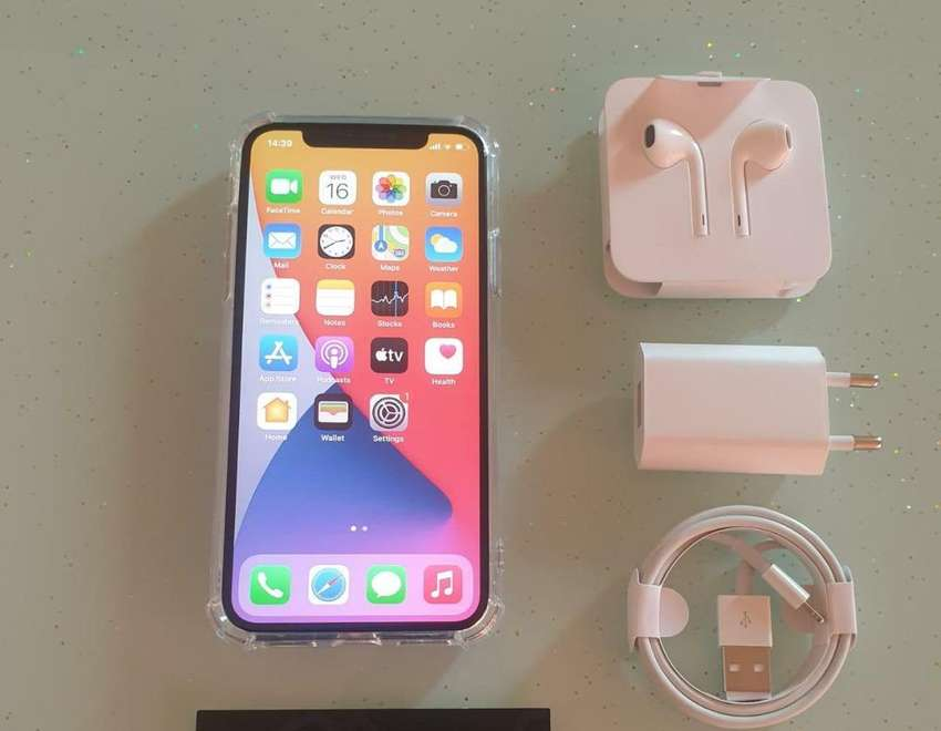 I phone X 64g perfect condition 0