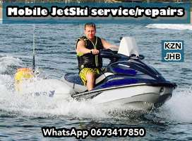 Mobile Boat and Jet Ski Services