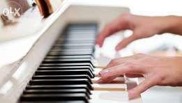 Уроки игры на фортепиано. Полтава