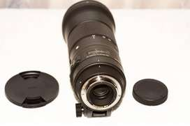 Sigma 150-600mm f/5.6-6.3 DG OS HSM C Lens for Canon