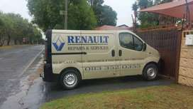 Renault repairs and services