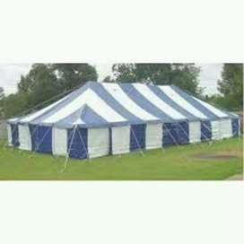 do you need tent, chairs and gas stove for hire??