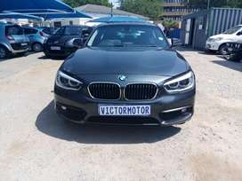 2017 BMW 118i Automatic 1.8 for sale
