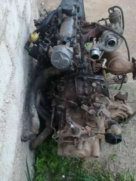 RENAULT ENGINE 1.9dci F9A TURBO