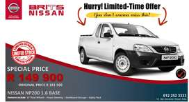 NISSAN NP200 1.6 BASE