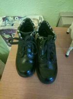Продам демисезонные ботинки Jela kids для девочки 25 р.