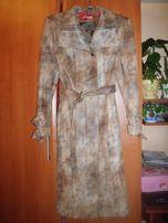 Пальто женское демисезонное фабричное р-р 46-48