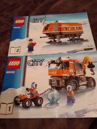 Sprzedam klocki Lego city mobilna jednostka arktyczna