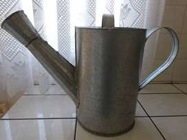 water can , galvanized