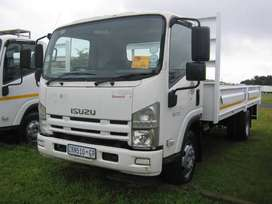 [REDUCED PRICE] ISUZU NQR500 DROPSIDE ON SALE A DEAL TO INVEST IN