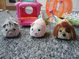 Zestaw zabawek Furry Franzies