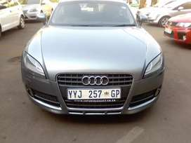 Audi TT 2.0 FSI turbo Automatic, with services book.