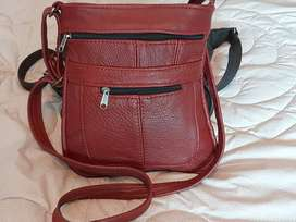 genuine slinger leather bags