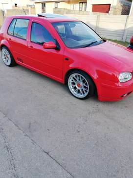Am selling my Golf 4 GTI in good running condition