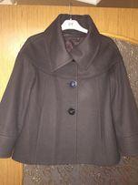 Женское пальто Zara 100% шерсть 46 М