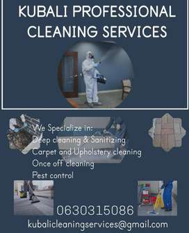 Residential, Commercial and Residential Cleaning & Pest Control