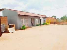 A very beautiful house for sale at soshanguve extension one