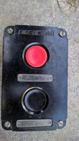 Пост управления кнопочный ПКЕ 122-2У2