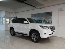 2019 Toyota Land Cruiser Prado VX-L 3.0D Auto - DEMO MODEL