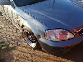 HONDA BALLADE, 2000 MODEL, NEW SPEC