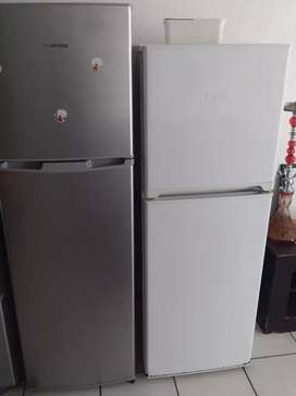 Selling silver fridge in very good condition