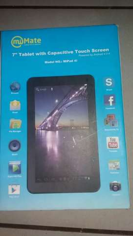 """MiMATE 7"""" Touch screen Android tablet"""