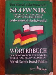 Słownik terminologii handlowej, podatkowej i księgowej polsko-niemieck