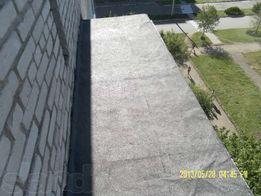 Ремонт кровли балконов в Донецке