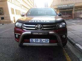 Pre Own 2016 Toyota Hilux 2.8 GD-6