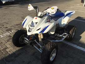 Quad bike - Suzuki LTZ 400