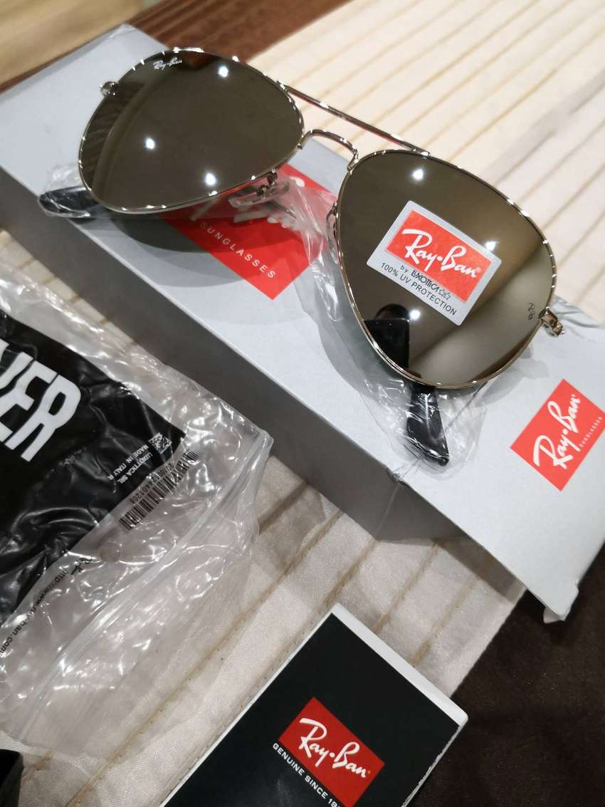 Ray-Ban Aviators (Brand New) 0