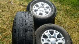Ford 255/70/R16