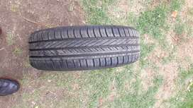 Tyre brand new with rim 185/60/14