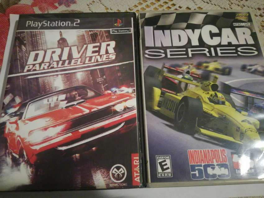 PS2 and PC Games (Bargain) 0