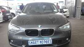 Pre -Owned BMW 120D AUTO