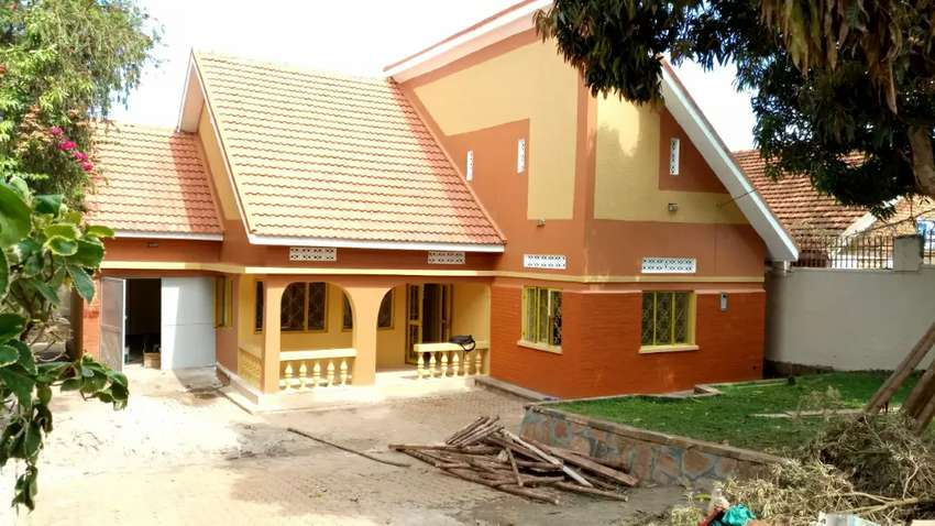 A4bedroom standalone in Minister's village-Ntinda 0