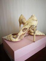 Туфли кожа 38 размер. Италия