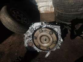 Volvo S60 gearbox