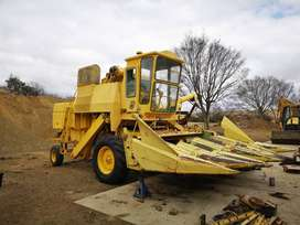 New Holland Clayson stropers te koop