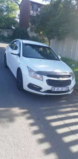 2016 chevrolet cruise still in a very good condition and it's clean