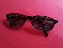 Oprawki czarne do okularów powystawowe.Cena z przesyłką.