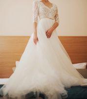 Продам свадебное платье Esty Style дизайнерское индивидуальный пошив