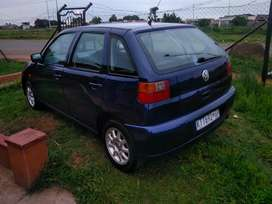 VW polo playa in good condition lite on petrol